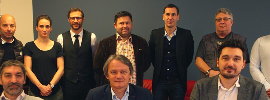 1er comité directeur de 2018